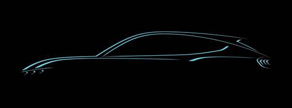 Ecco il nuovo SUV elettrico di Mustang: Mach-E