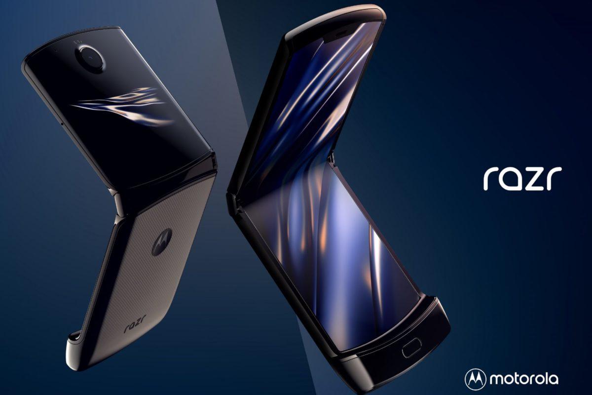 motorola razr, il ritorno: il flip phone diventa flessibile (video)