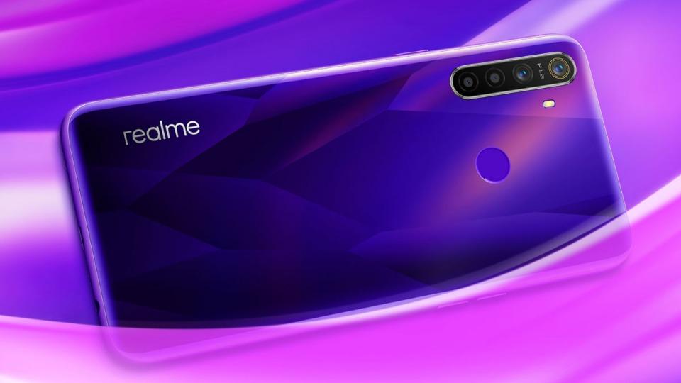 realme 5: lo smartphone di realme per il Black Friday