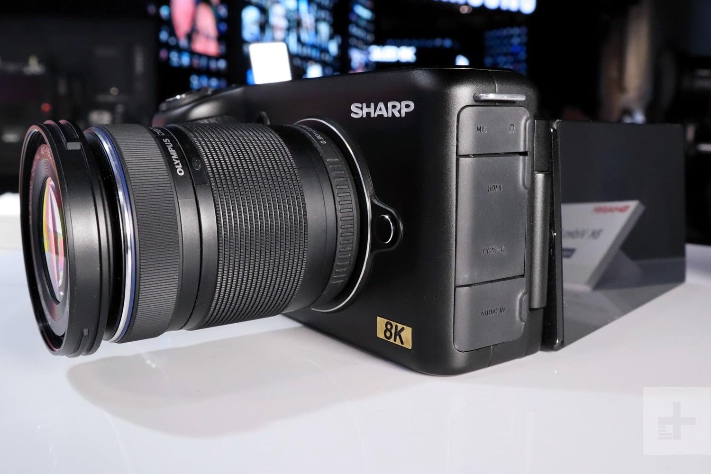 fotocamera 8K