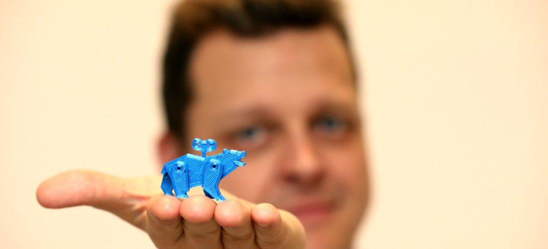 3D4STEEL, la stampante 3D tutta italiana
