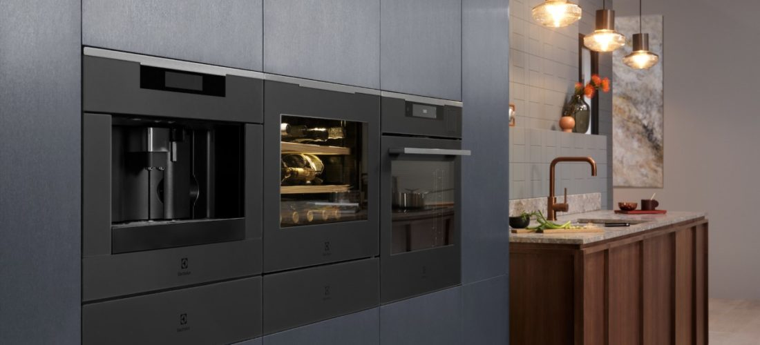Tecnologie smart: i nuovi forni a vapore di Electrolux
