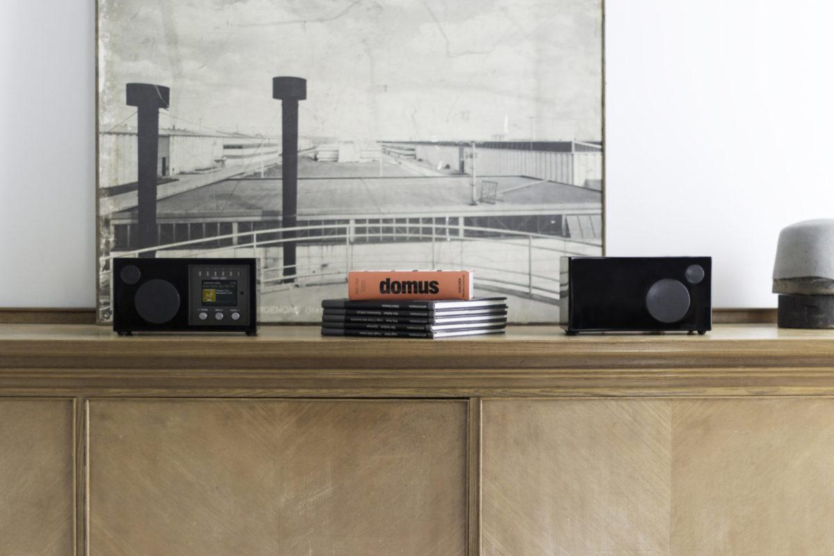 Ecco le Radio Smart Speaker Como Audio
