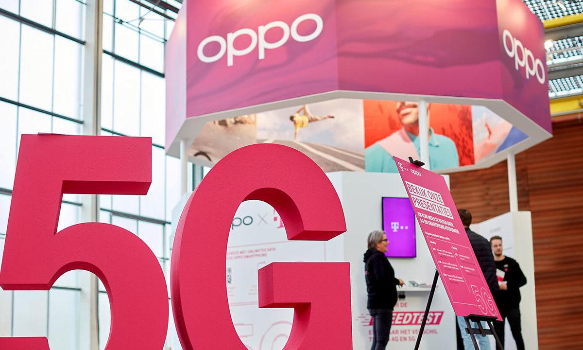 In arrivo gli smartphone 5G di OPPO alimentati dalle piattaforme mobile