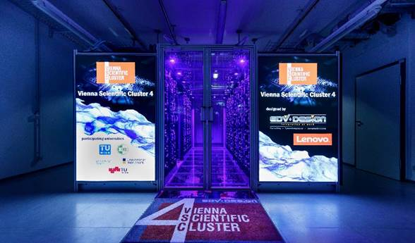 Lenovo e Intel per il supercomputer scienziato