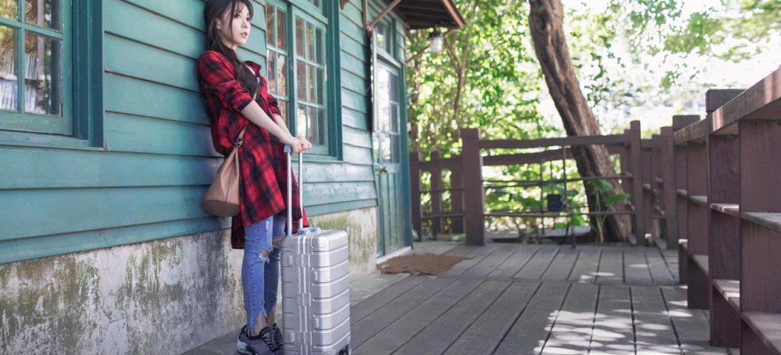 """Il nuovo trolley di Xiaomi: Metal Carry-on Luggage 20"""""""