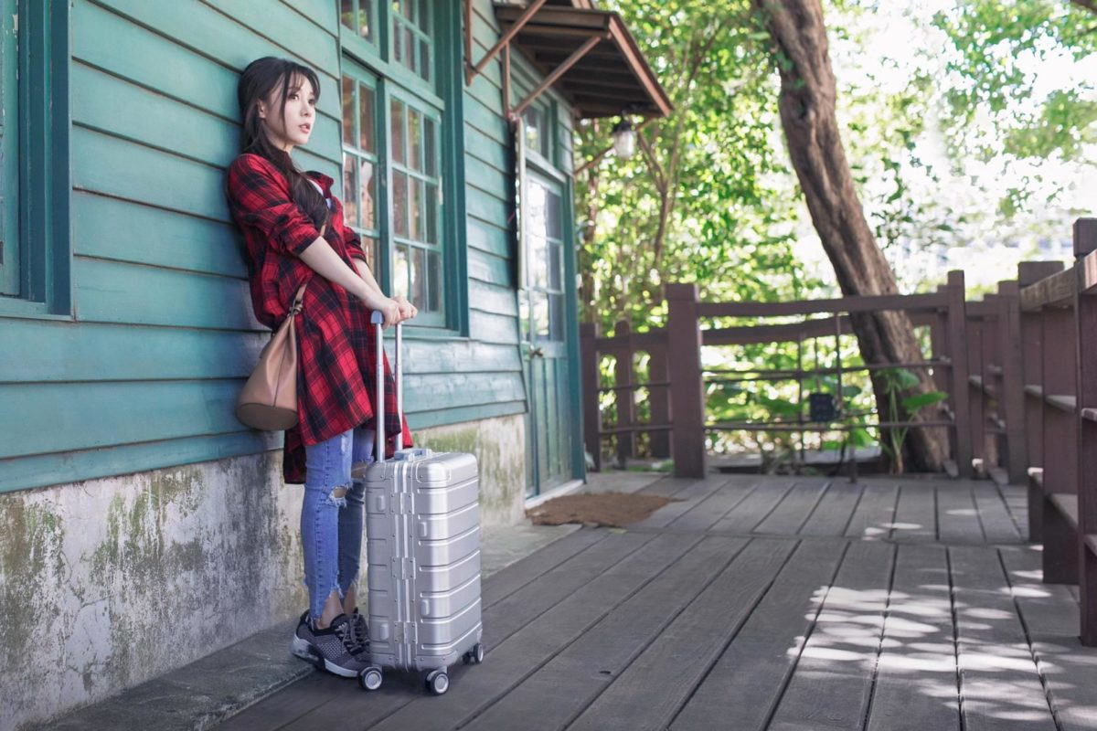 Il nuovo trolley di Xiaomi: Metal Carry-on Luggage 20""