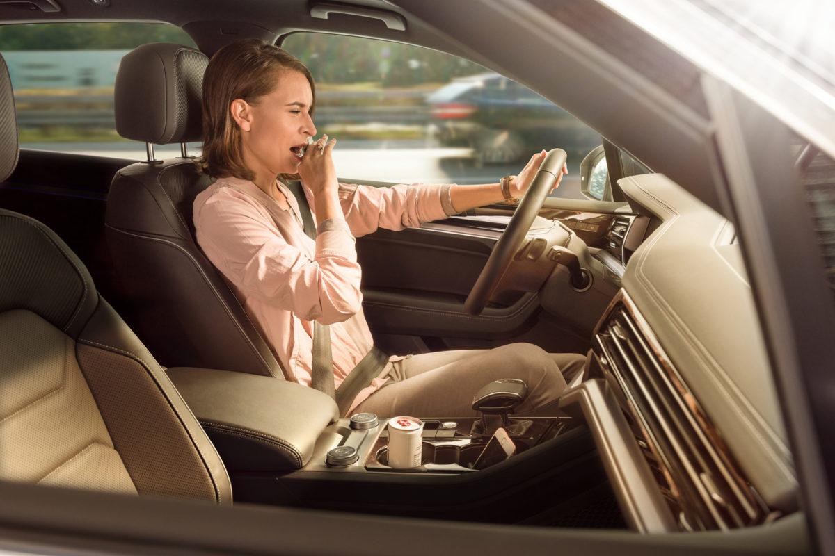 Il sistema Bosch e la telecamera salvavita in auto