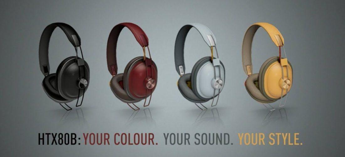 Panasonic presenta l'ultima novità: le cuffie Bluetooth HTX