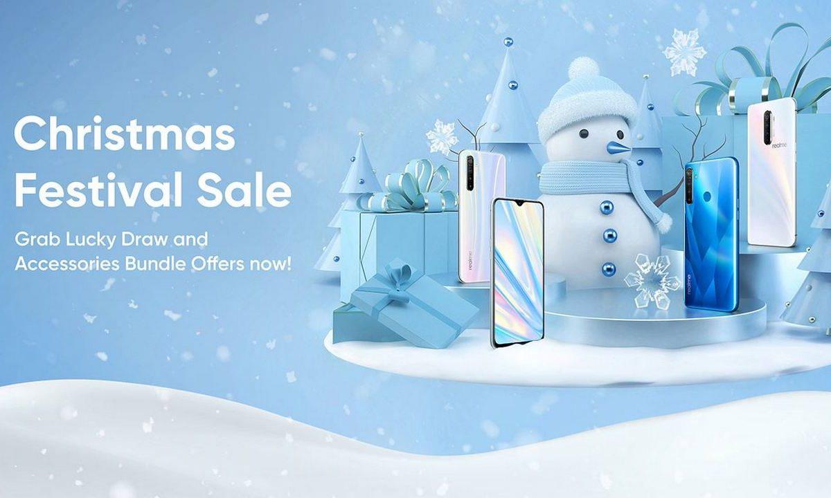 Le Buds Wireless tra i prodotti per Natale di realme