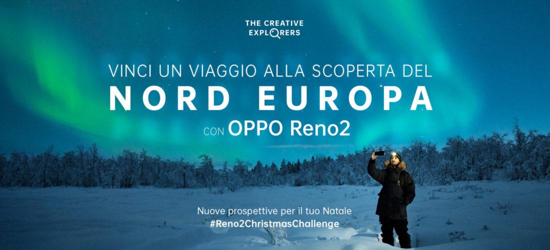OPPO lancia per Natale la Christmas Challenge