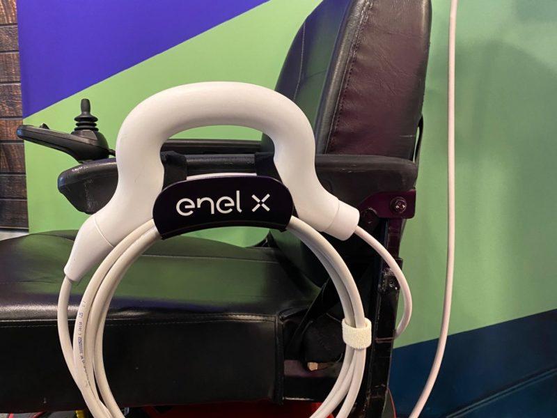 JuiceAbility, soluzione smart di Enel X per le sedie a ruote elettriche (Video)