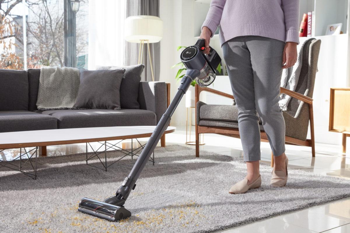 Al CES 2020 le soluzioni di LG per la pulizia della casa
