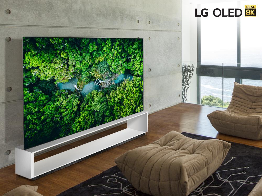 CES 2020: LG protagonista anche con la gamma di TV 8K