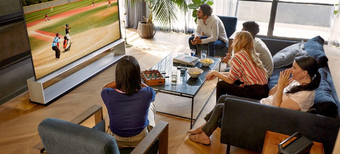 LG rivoluziona ancora la sua gamma TV: intervista a Sergio Buttignoni