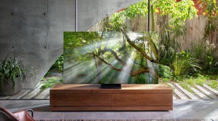 Samsung: ecco l'offerta per chi acquista il TV QLED 2020