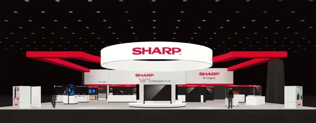 Sharp al CES fonderà l'8K con il 5G. Grazie a dispositivi super