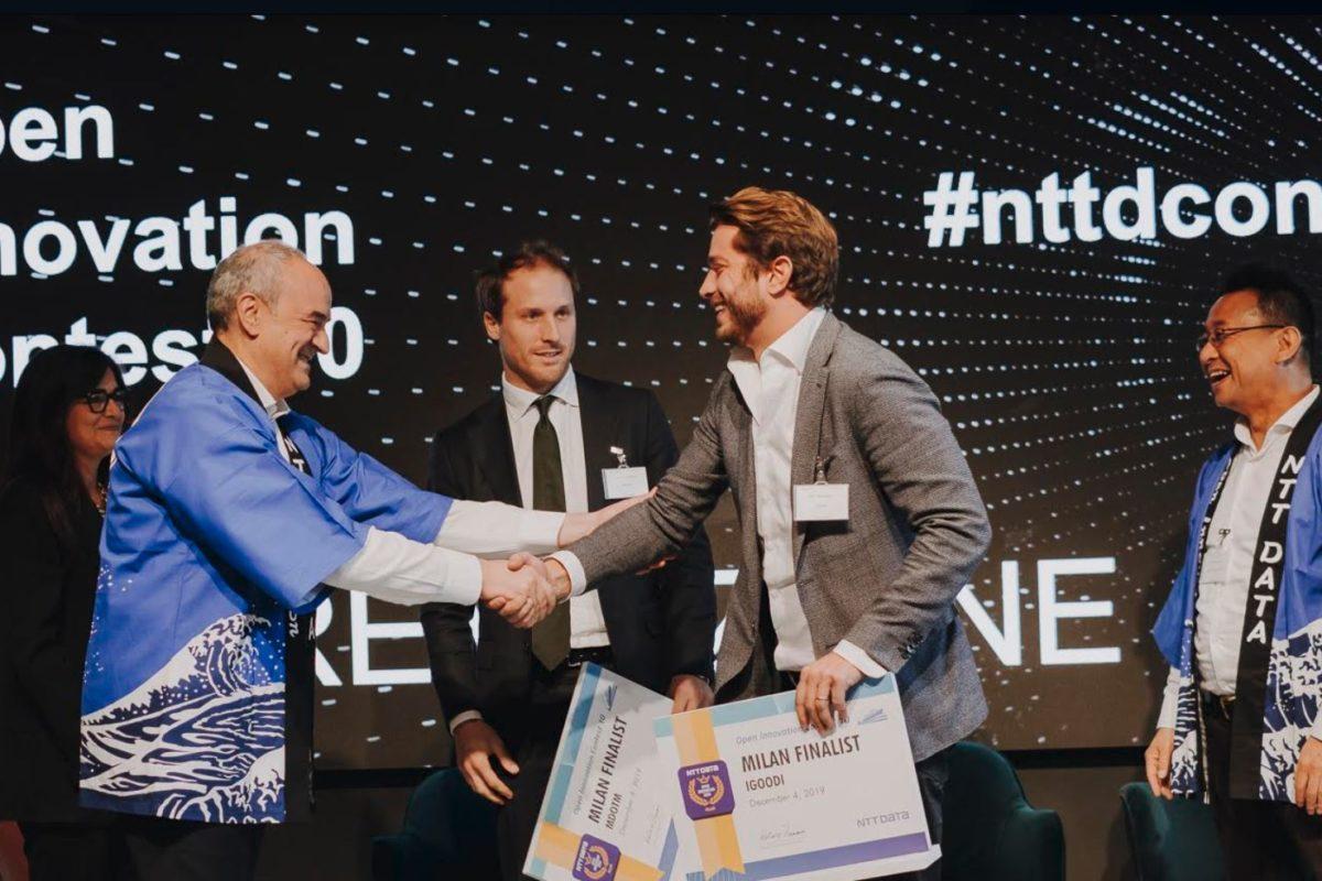 IGOODI a Tokyo per vincere l'Open Innovation Contest