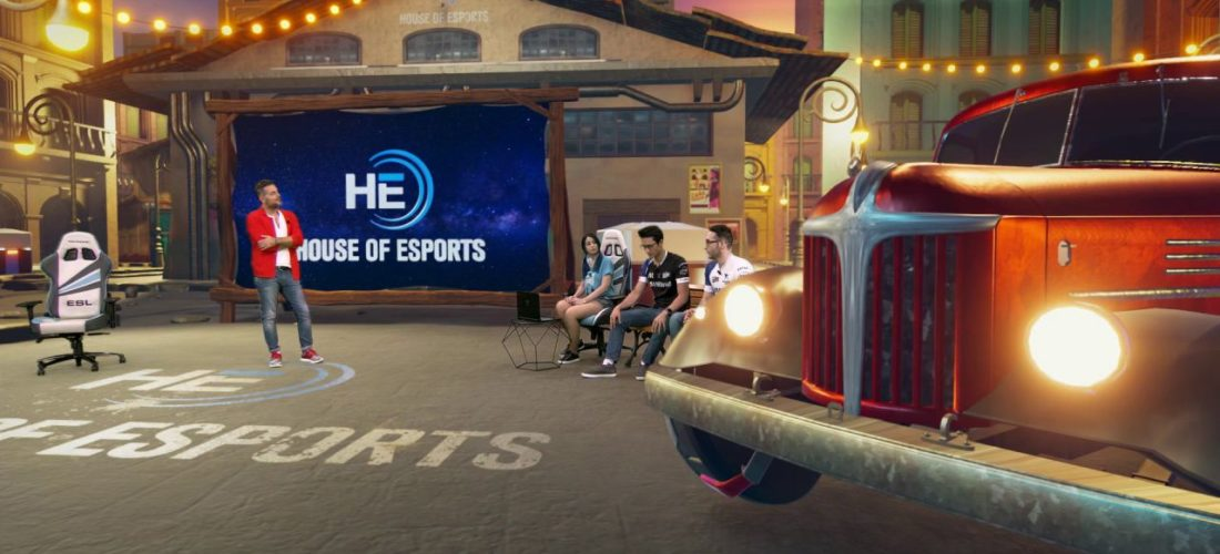 House of Esports è tornato in Tv su DMAX