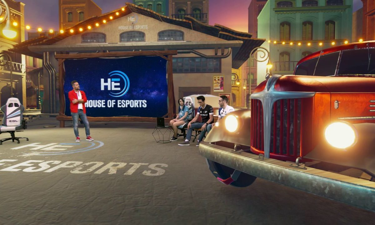 House of Esports è tornato in Tv su DMAX