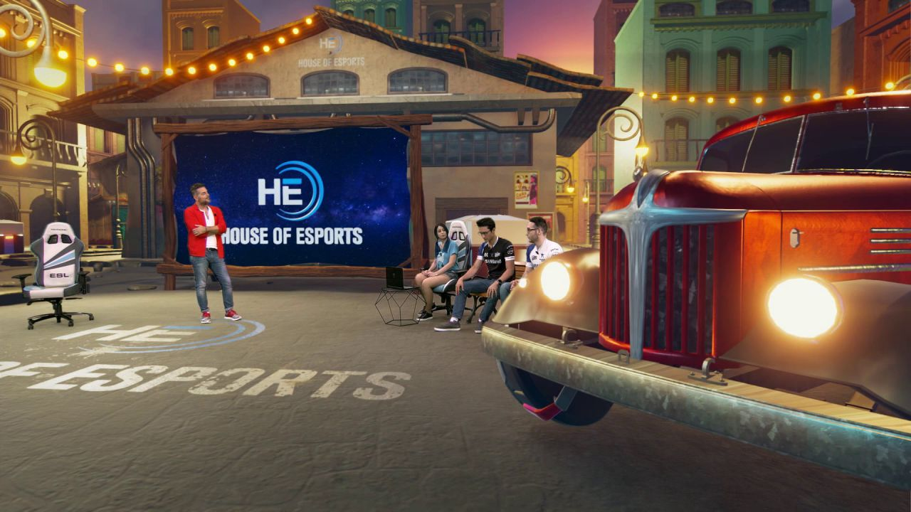House of Esports