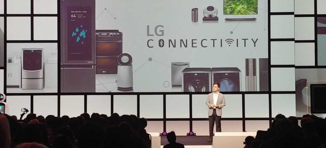 Al CES 2020, LG presenta il futuro dell'Intelligenza Artificiale