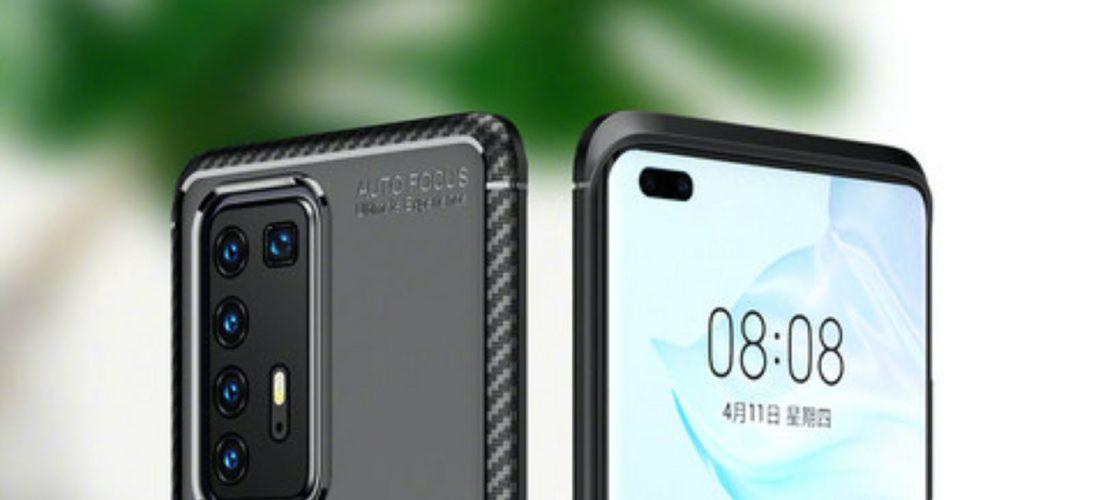 Il nuovo Huawei P40 Pro avrà quattro fotocamere