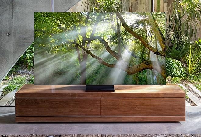 Senza cornici: ecco le nuove Tv di Samsung al CES