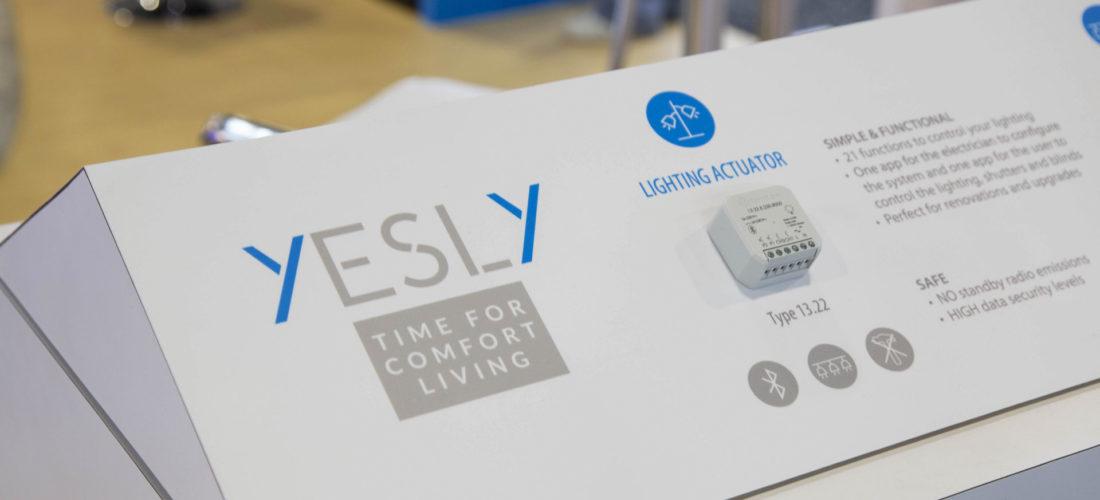 Finder Yesly, la soluzione semplice made in Italy per la smart home