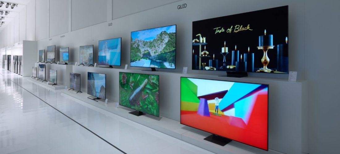 Samsung Tv, presentatata la gamma del 2020