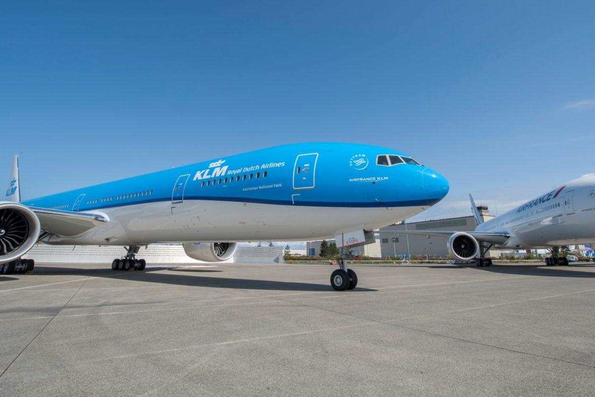 KLM con Lavazza per lo sviluppo del biocarburante