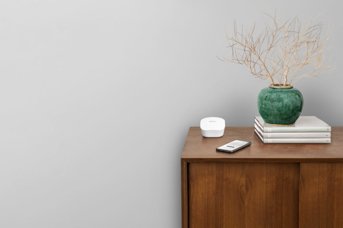 eero la sicurezza con Apple Home Kit e Amazon