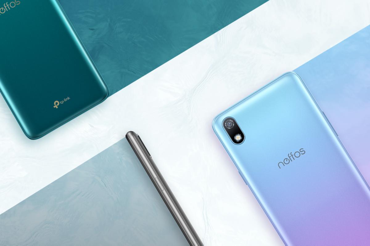 Neffos A5, lo smartphone ispirato da Monet