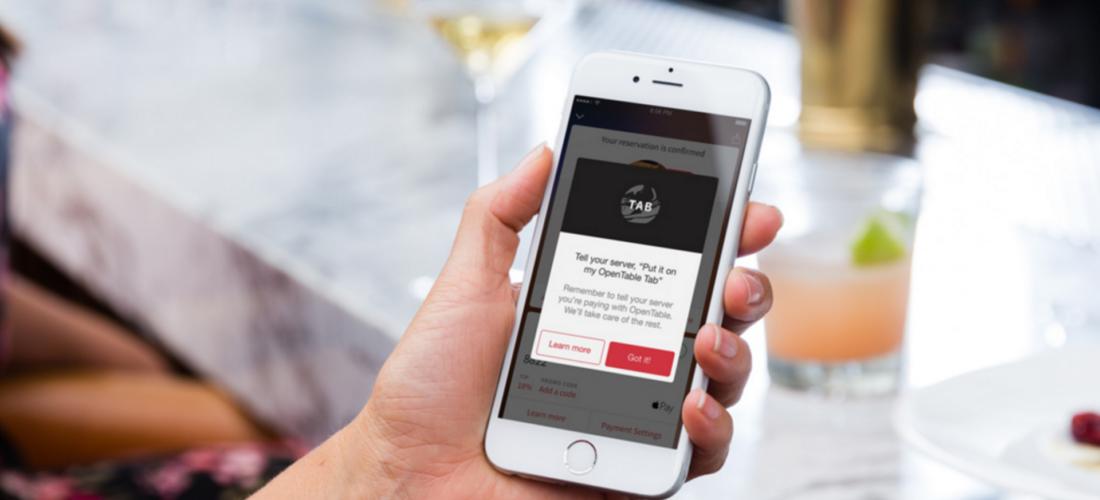 OpenTable: ecco come gli italiani decidono dove andare a mangiare fuori
