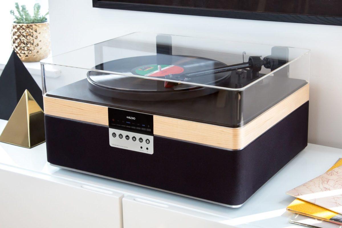 The+Record player: il giradischi con prestazioni Hi-Fi