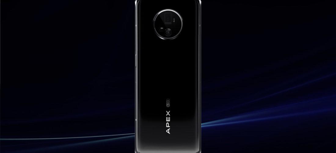 Apex 2020: il nuovo smartphone di Vivo