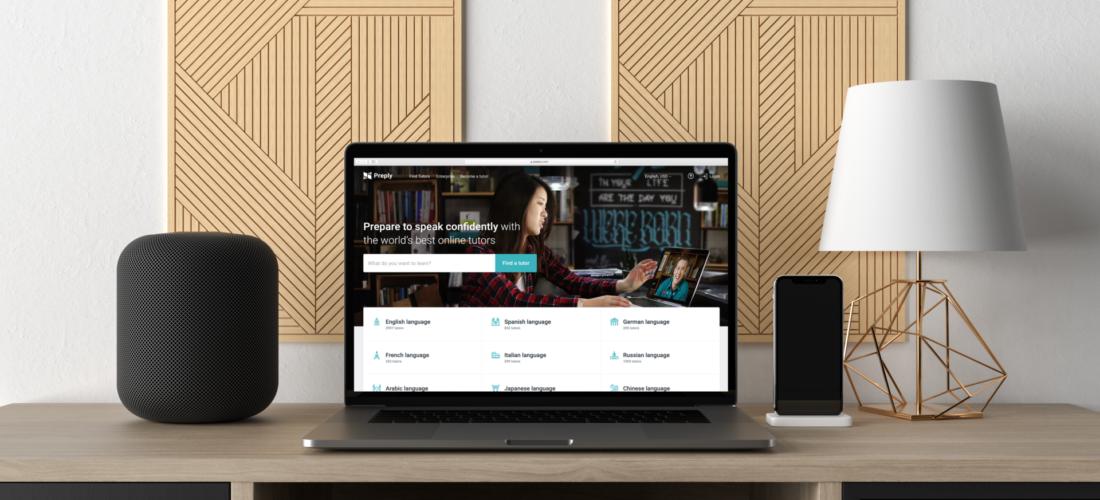 Il successo di Preply, la piattaforma per l'online learning