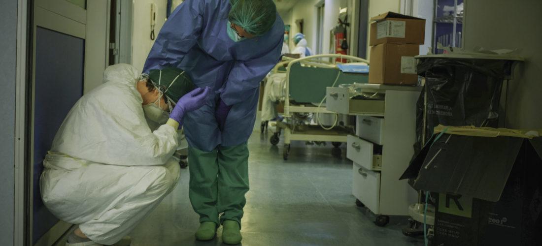 Coronavirus: il racconto di Paolo Miranda, infermiere fotografo