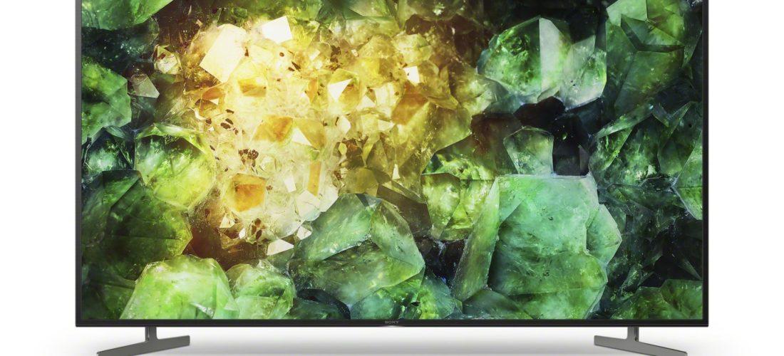 Sony: arrivati i nuovi TV LCD 4K HDR