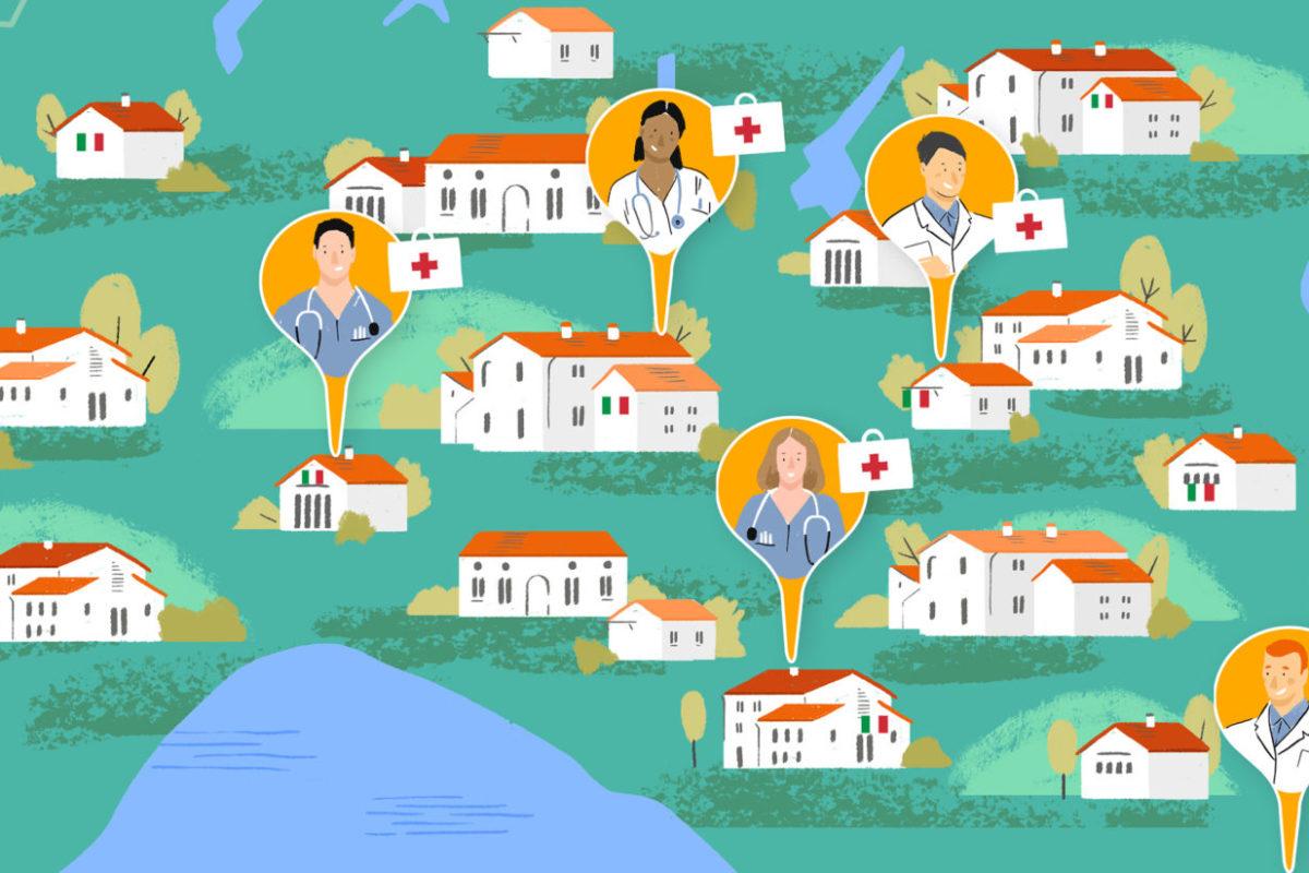Airbnb scende in campo a sostegno dei medici