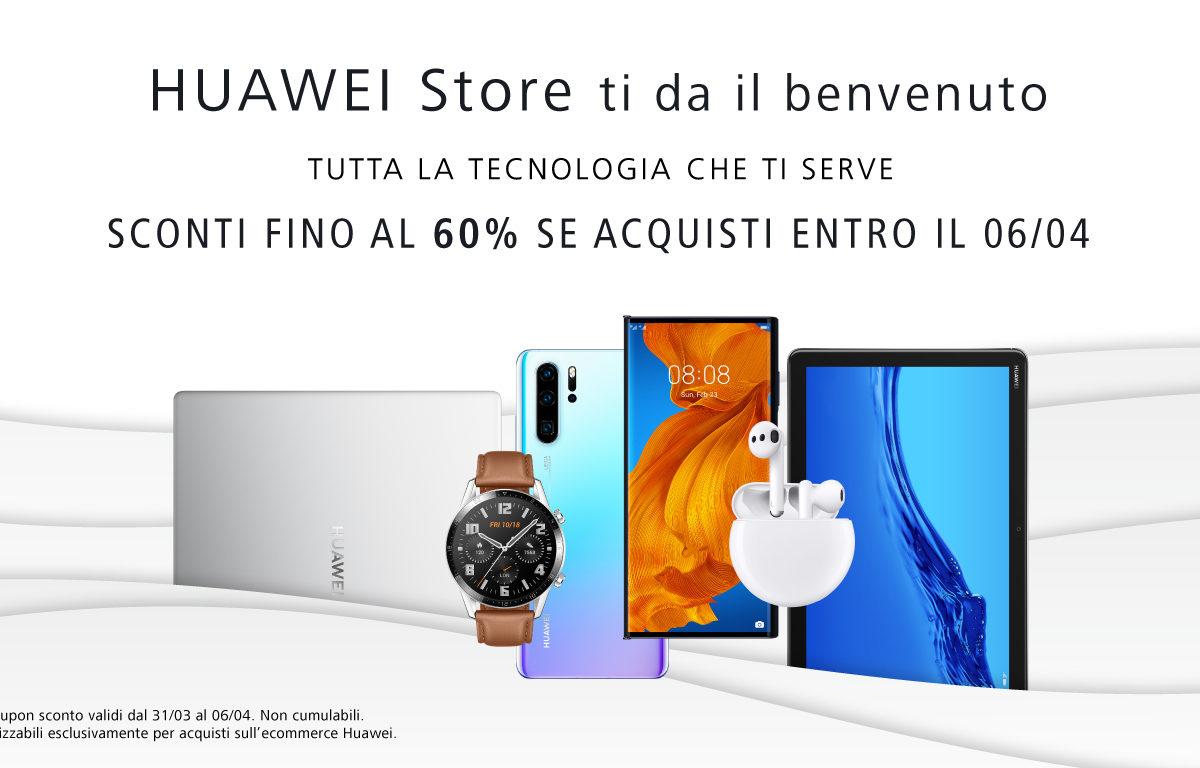 In arrivo l'e-commerce di Huawei