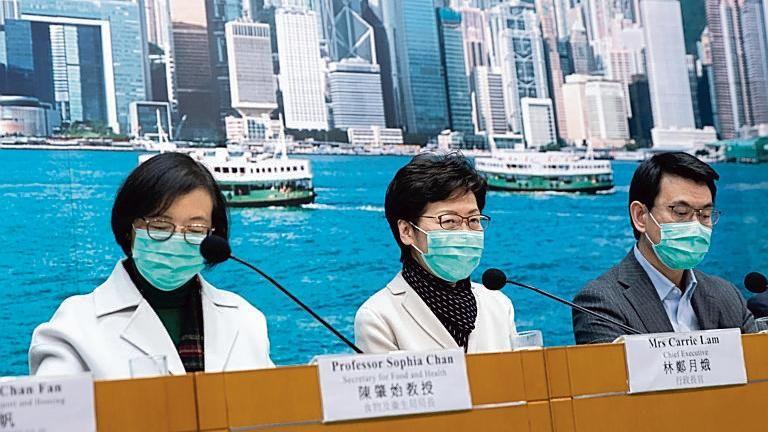Coronavirus, le voci digitali: Francesco da Hong Kong