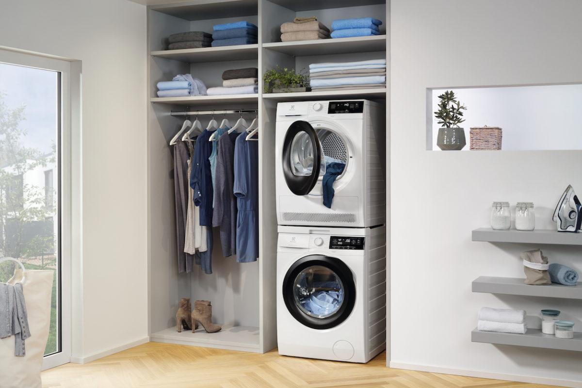 Electrolux: in arrivo le lavatrici PerfectCare 600 e 700