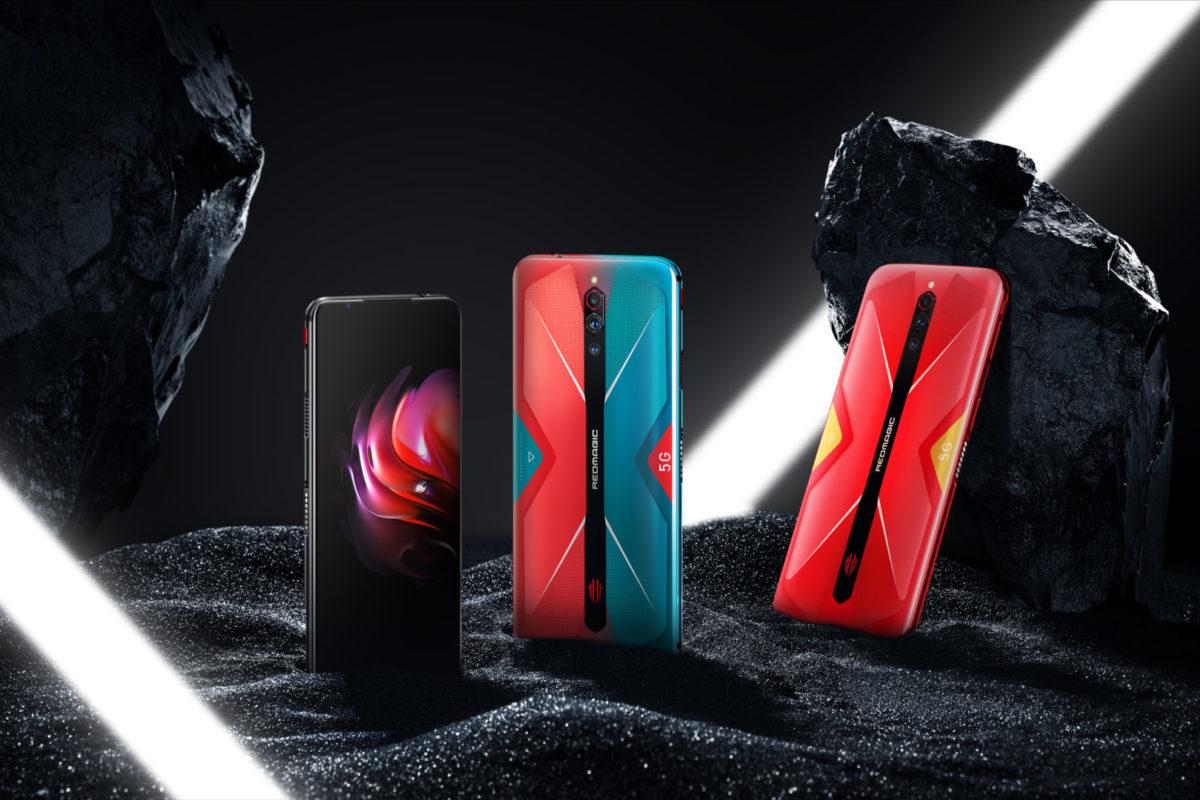 Gaming smartphone: presentato in Cina RedMagic 5G