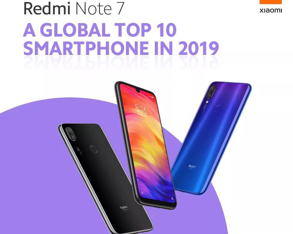 Xiaomi: il successo di Redmi Note 7 e Redmi Note 8 (secondo Canalys)
