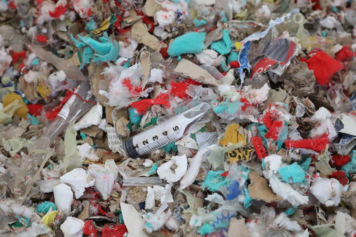 I rifiuti Covid-19: la soluzione dell'azienda Eco.System