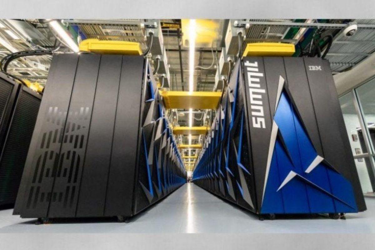 Summit IBM, il supercomputer in campo contro il coronavirus