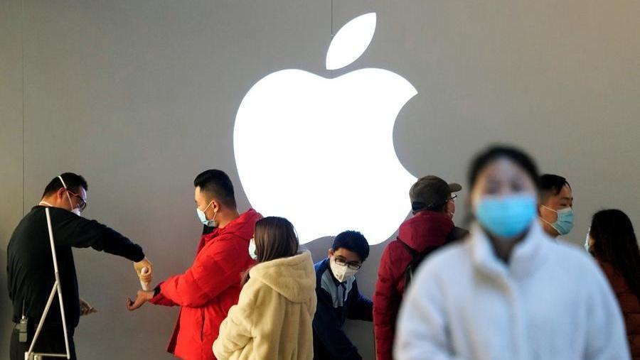 Apple e il test Covid-19 per il mondo hitech