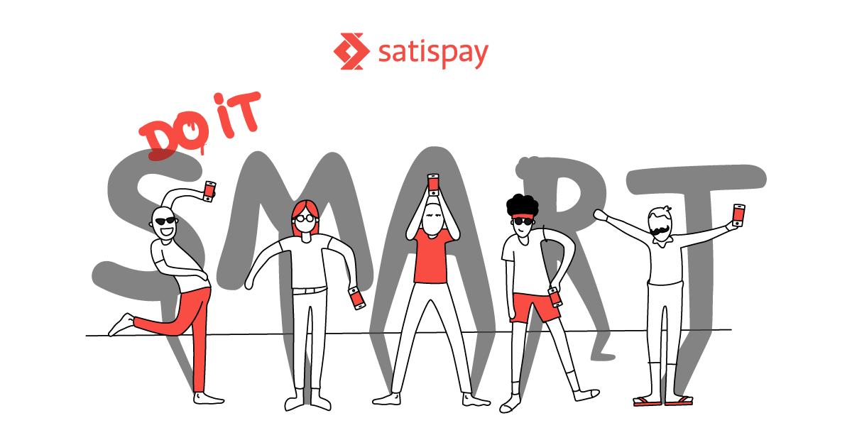 Il successo di Satispay: raggiunge i 100mila negozi