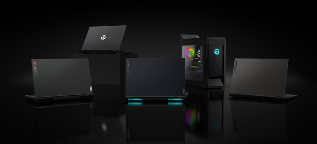 La lineup di PC Lenovo Legion ideale per i gamer